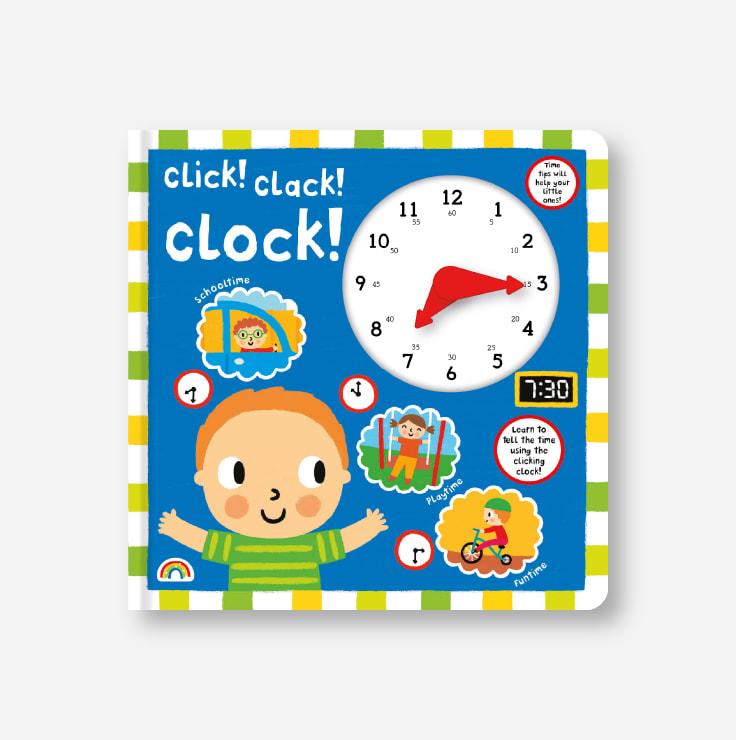 Click Clack Clock