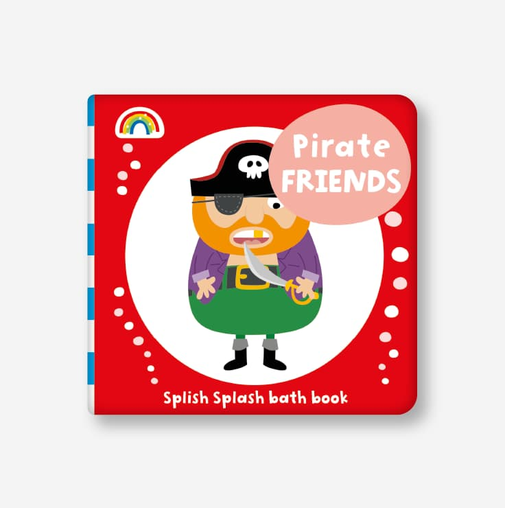 Splish Splash - Pirate Friends cover