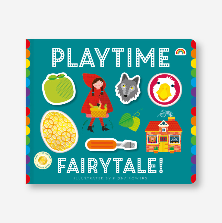 Playtime set - Fairytale cover