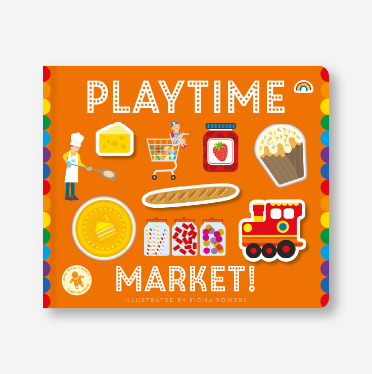 Playtime - Market cover