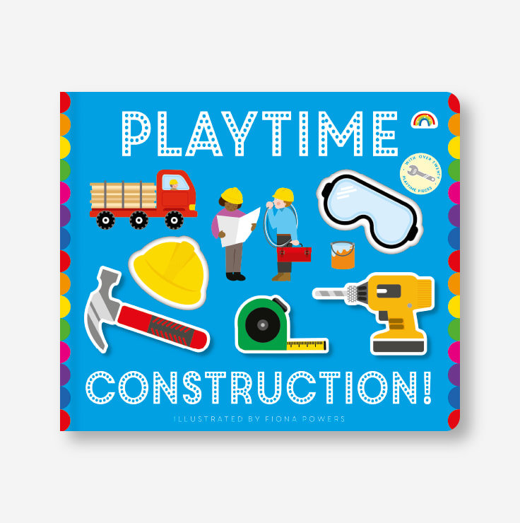 Playtime - Construction cover