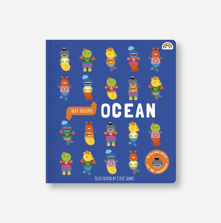 Swap Around - Ocean cover