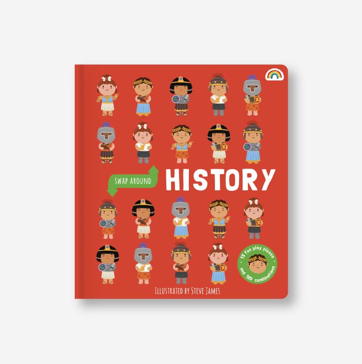 Swap Around - History cover