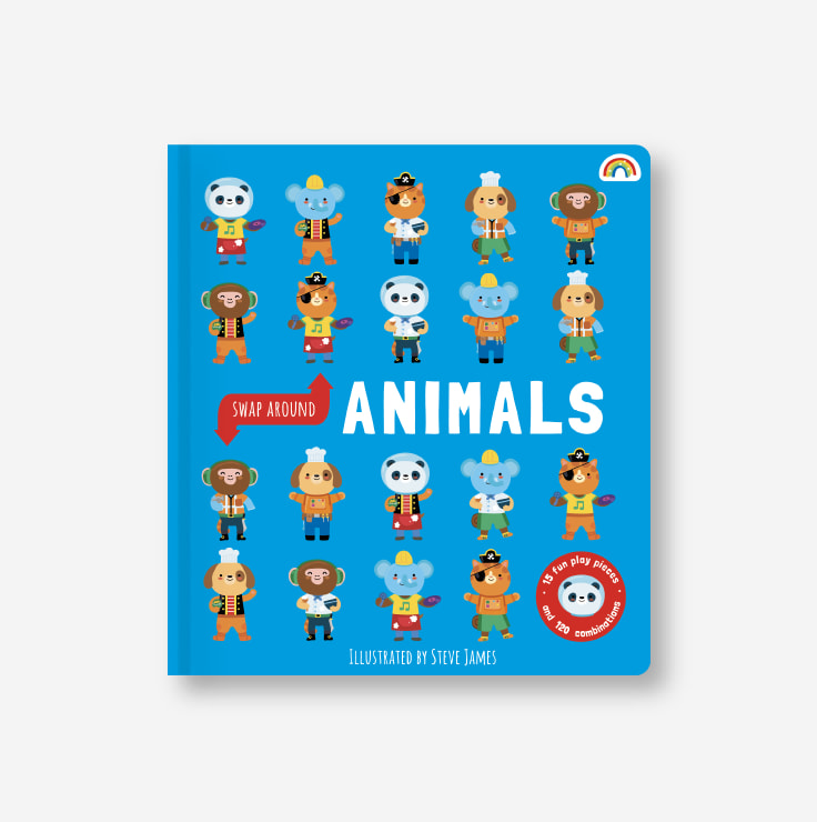 Swap Around - Animals cover