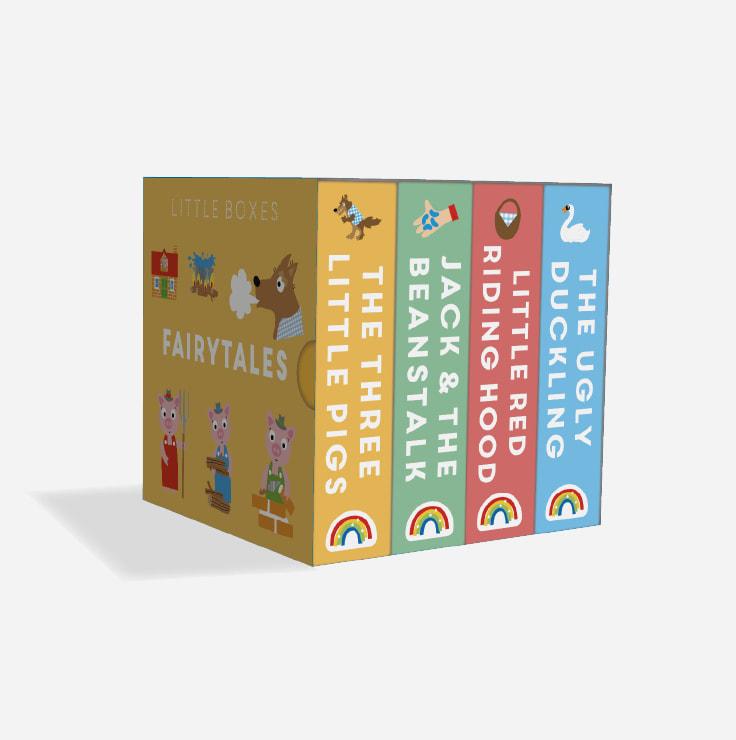 Little Boxes - FAIRYTALES slipcase