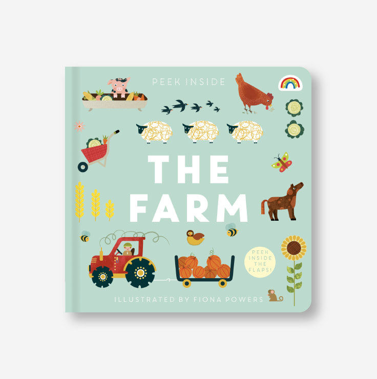 Peek inside - The Farm cover