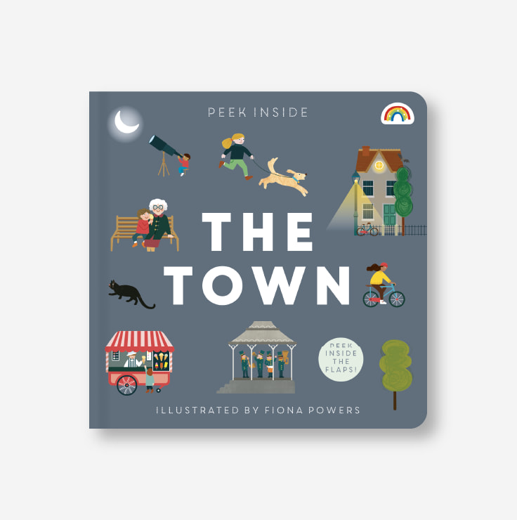 Peek Inside - The Town cover