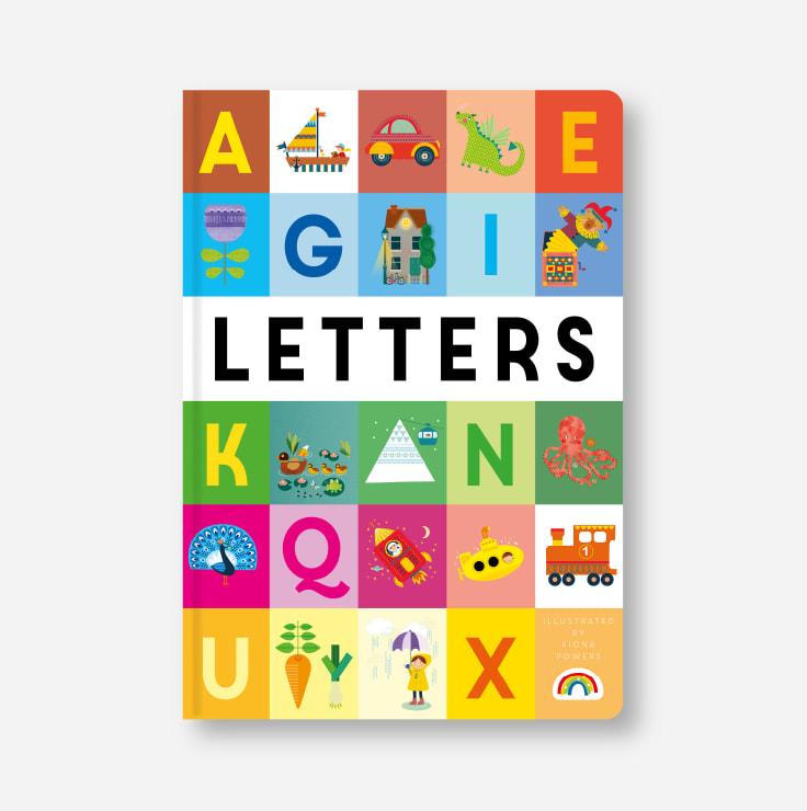 Keepsake - Letters cover