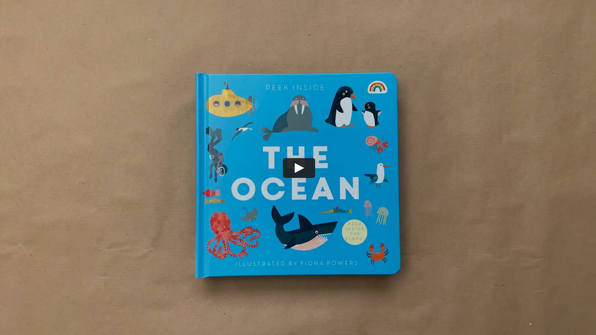 launch Peek Inside – The Ocean video