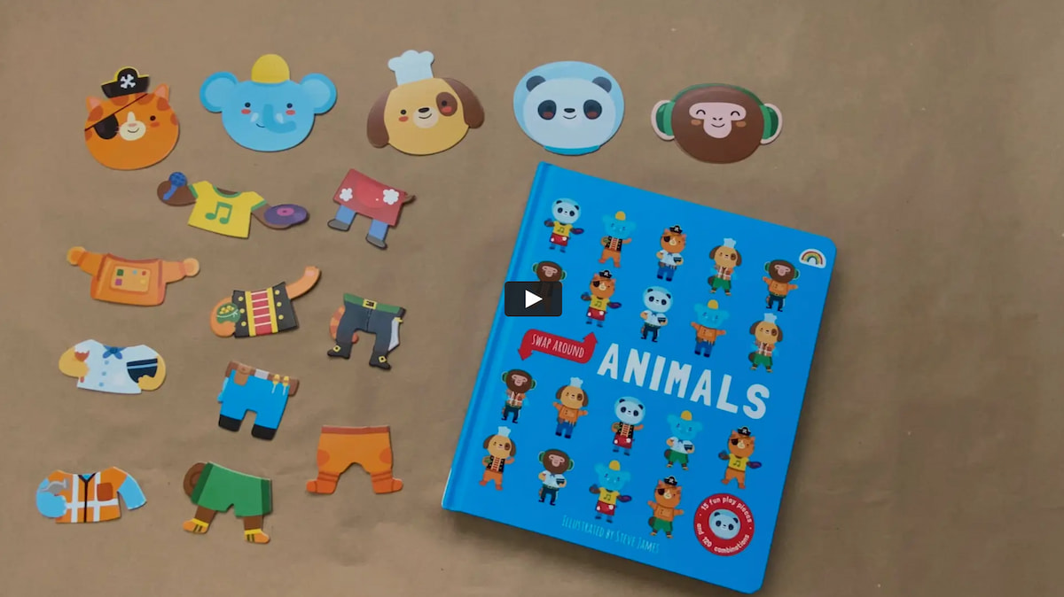 launch Swap Around – Animals video